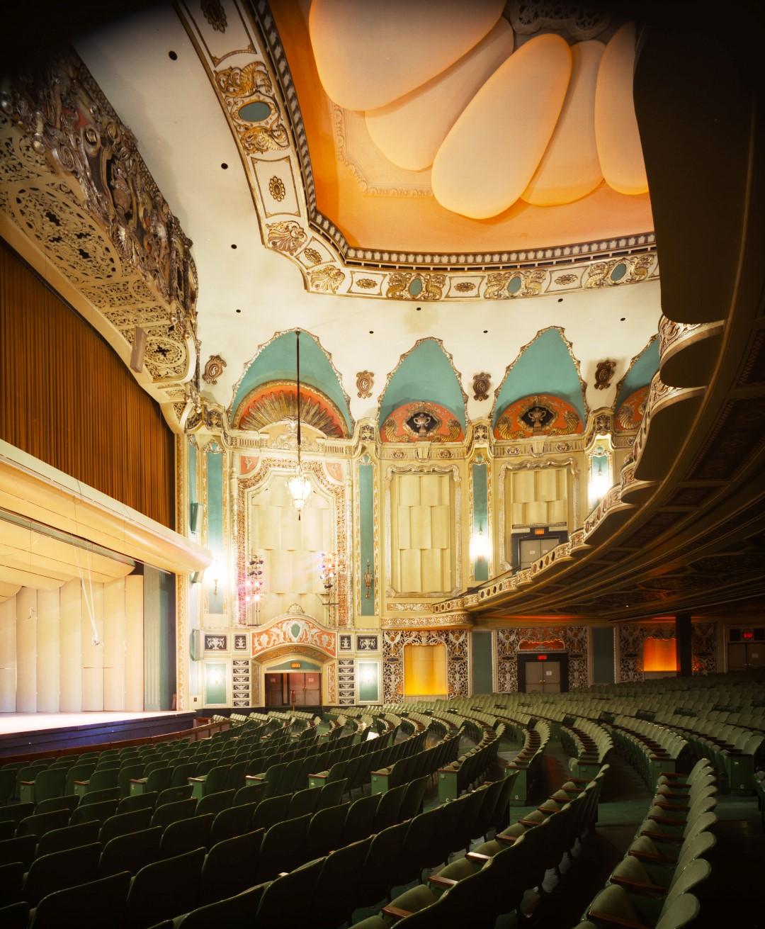 Powers Auditorium Restoration Bshm Architects Inc