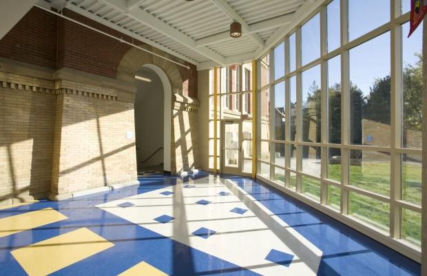 Ohio Avenue Elementary School Bshm Architects Inc