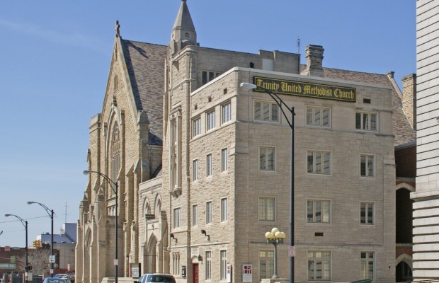 C S Lewis Institute Renovation At Trinity United