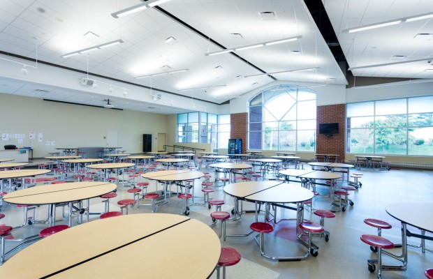 Orrville High School Bshm Architects Inc