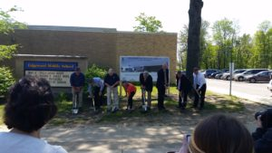 Edgewood Groundbreaking 1